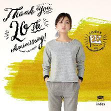 [index(インデックス) 四条駅]<br>20th Anniversary Event<br>2016.9.13.tue Start!!