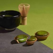 老舗茶舗の上質な抹茶が贅沢に香る
